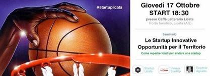 Startup Innovative: Opportunità per il territorio